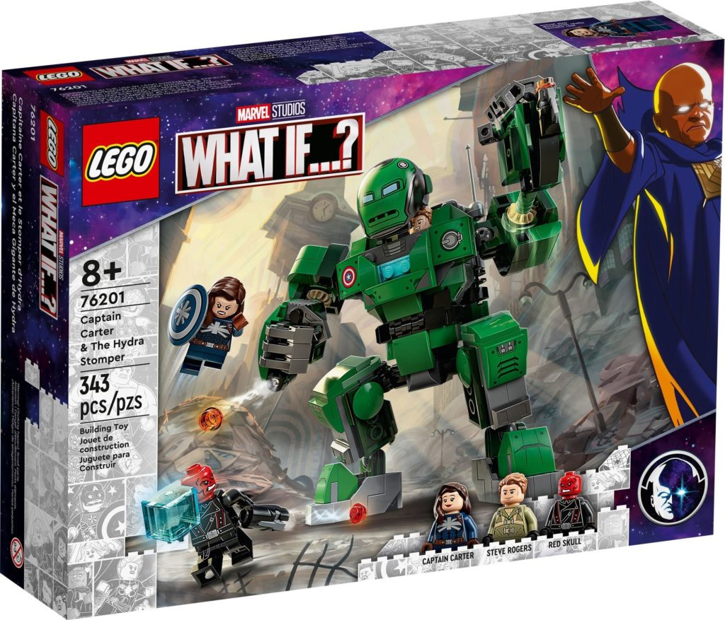 Captain Carter The Hydra Stomper 76201
