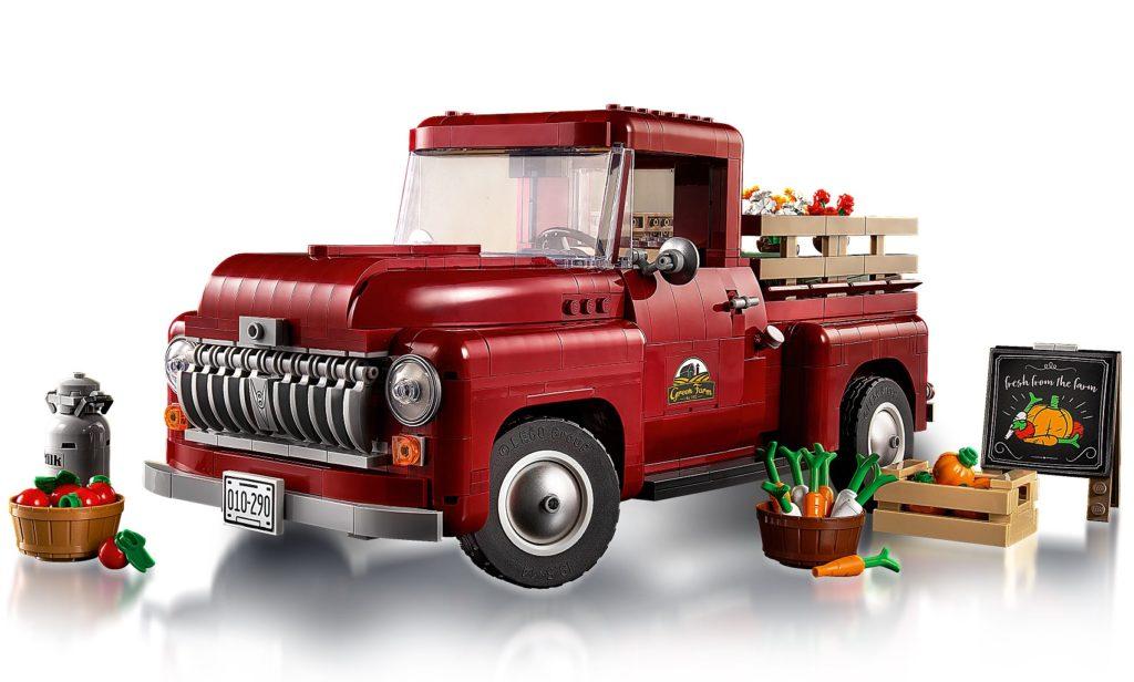 LEGO 10290 Pickup Truck Truck