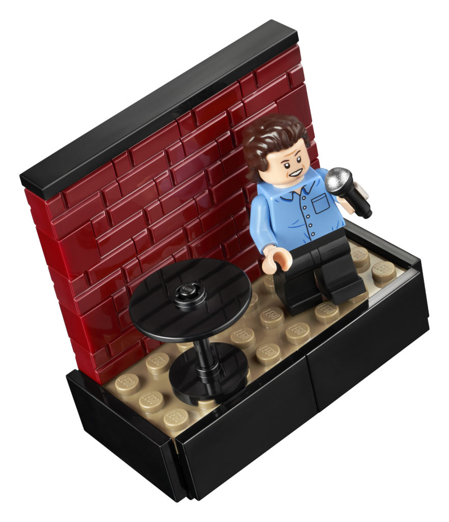 LEGO 21328 Seinfeld Comedy Stage