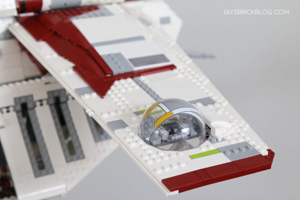 LEGO 75309 UCS Republic Gunship Wings