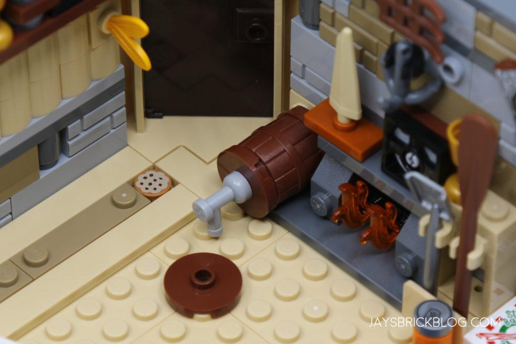 LEGO 76200 Bro Thors New Asgard Beer Keg