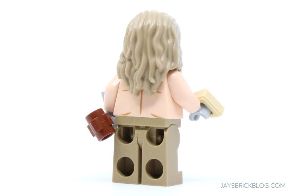 LEGO 76200 Bro Thors New Asgard Bro Thor minifigure back