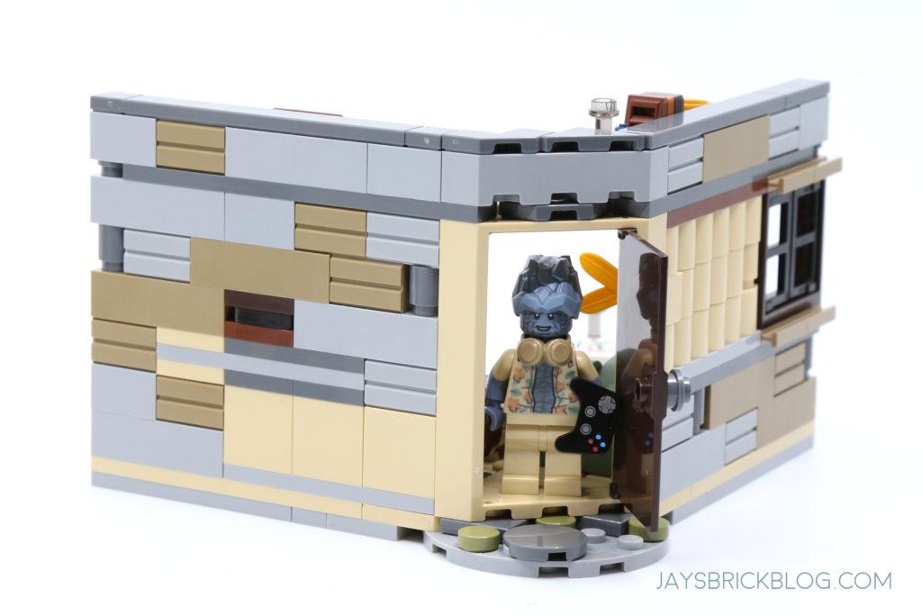 LEGO 76200 Bro Thors New Asgard Door Outer Walls