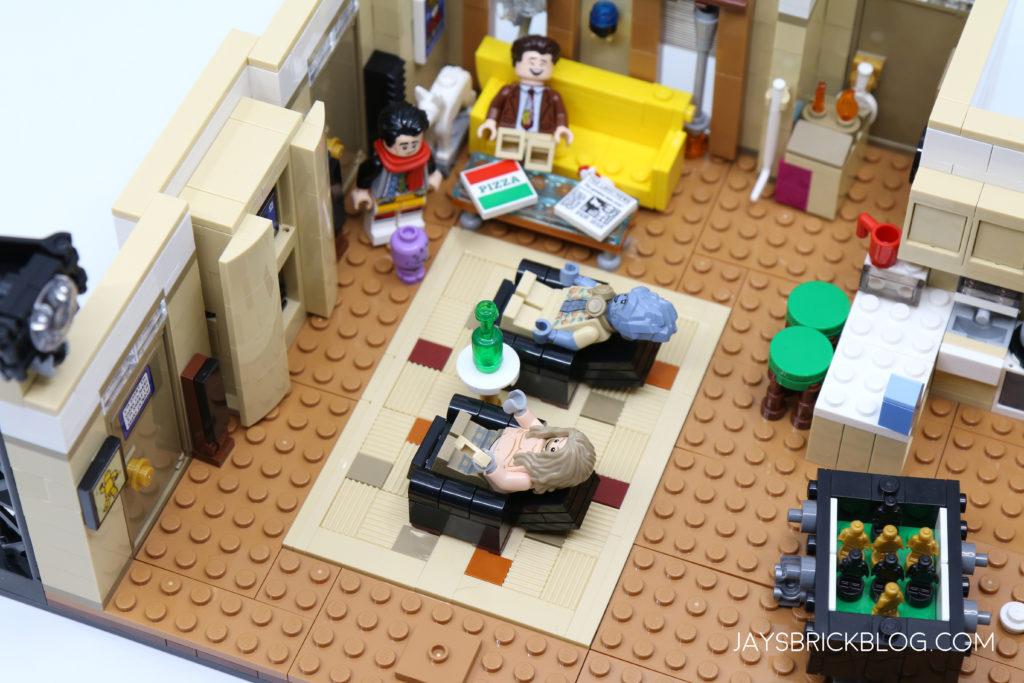 LEGO 76200 Bro Thors New Asgard Friends Apartment