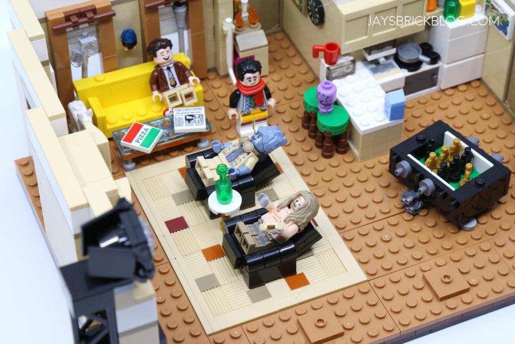 LEGO 76200 Bro Thors New Asgard Korg and Thor Friends Apartment