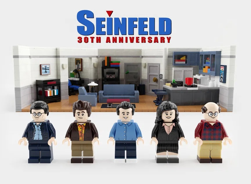 LEGO Ideas Project Seinfeld