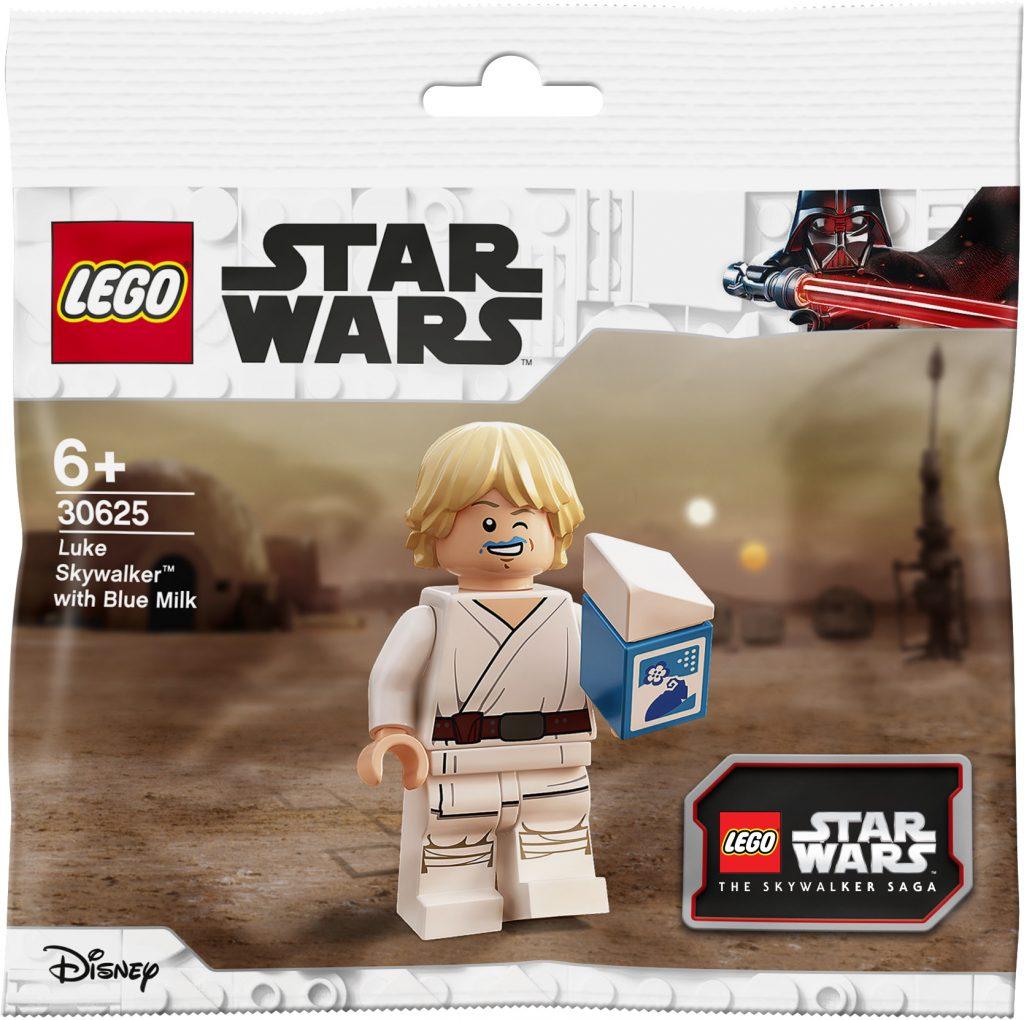 LEGO Luke Skywalker Blue Milk Polybag