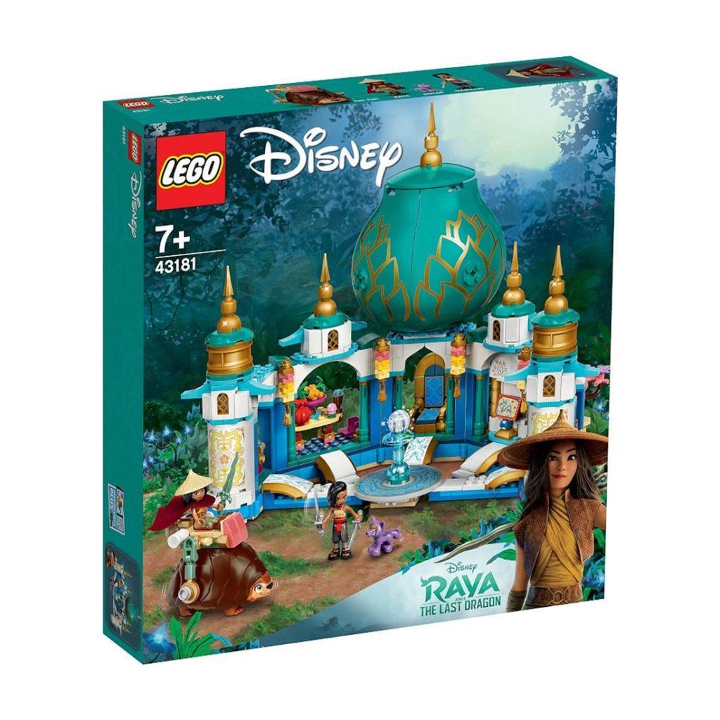 LEGO Raya and the Heart Palace