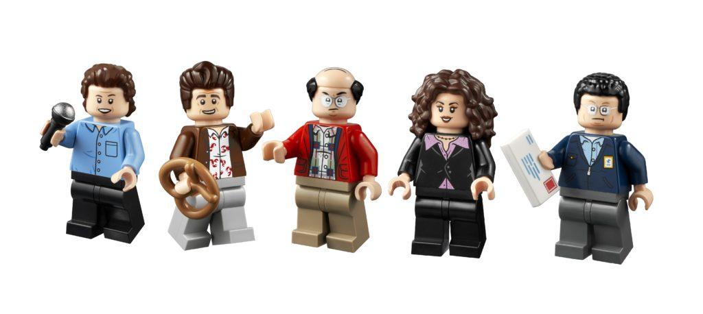 LEGO Seinfeld Minifigures 1