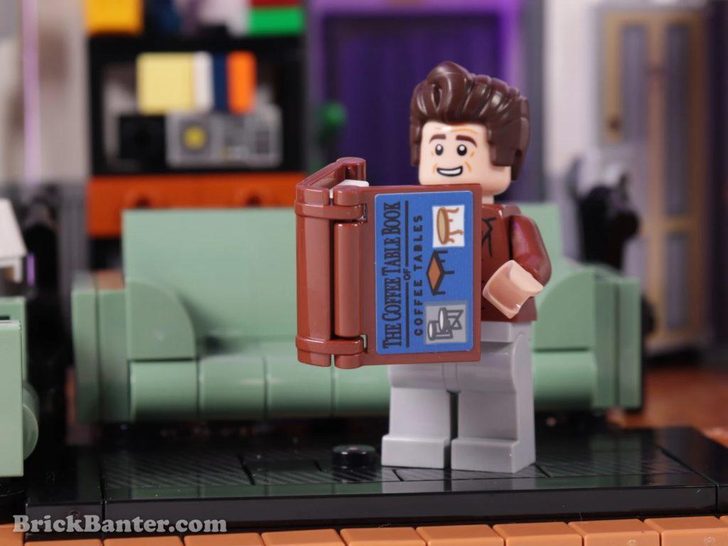 LEGO Seinfeld Review Brick Banter