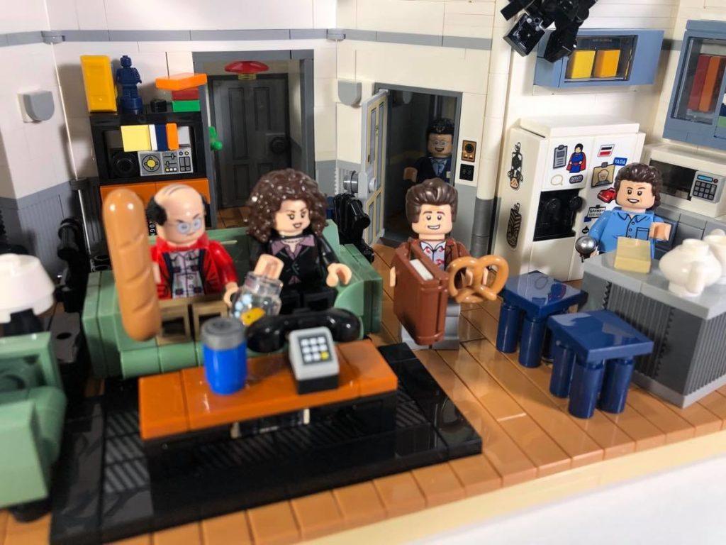 LEGO Seinfeld Review Bricktastic Blog