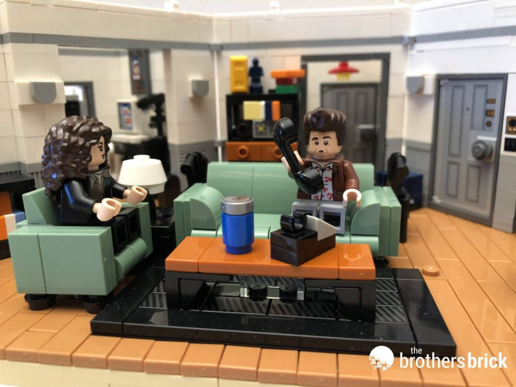 LEGO Seinfeld Review Brothers Brick