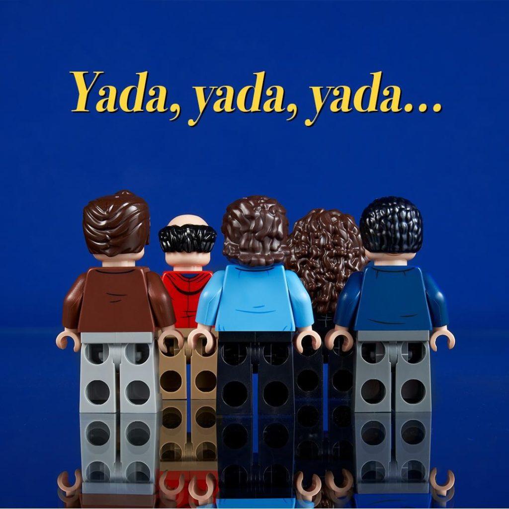 LEGO Seinfeld Teaser