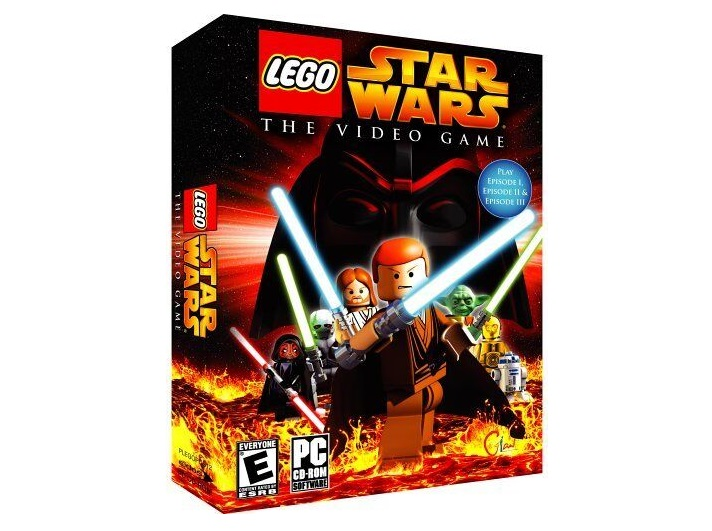 LEGO Star Wars The Video Game 2005