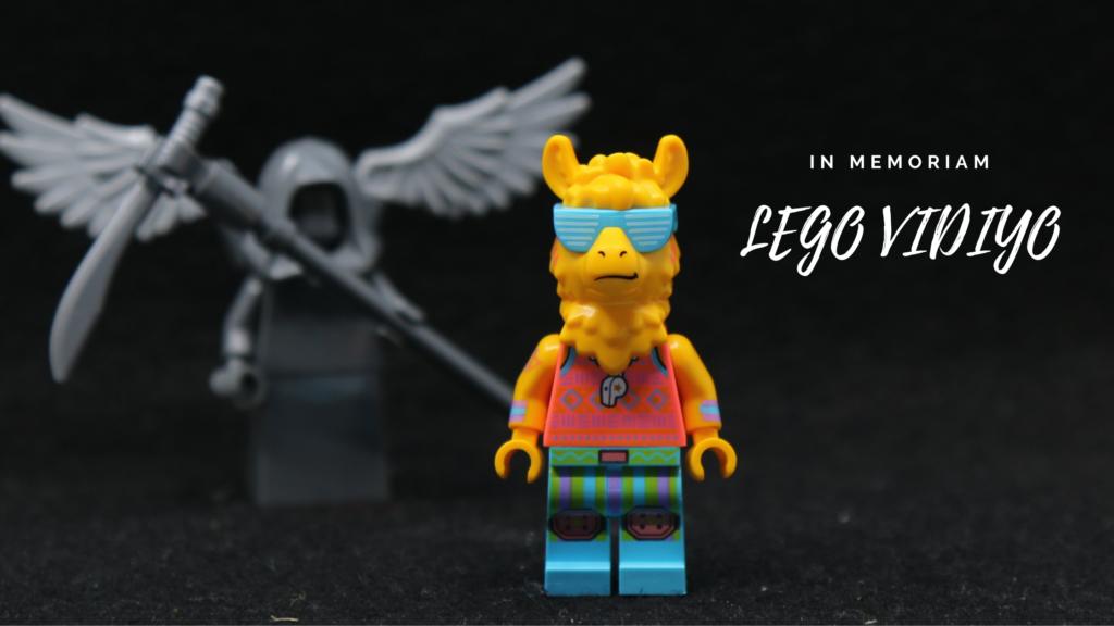 LEGO Vidiyo Cancelled Feature Photo