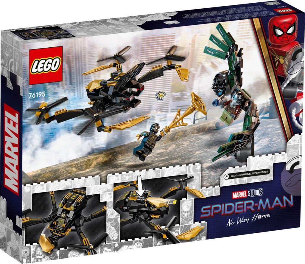 Spider Mans Drone Duel 76195 2