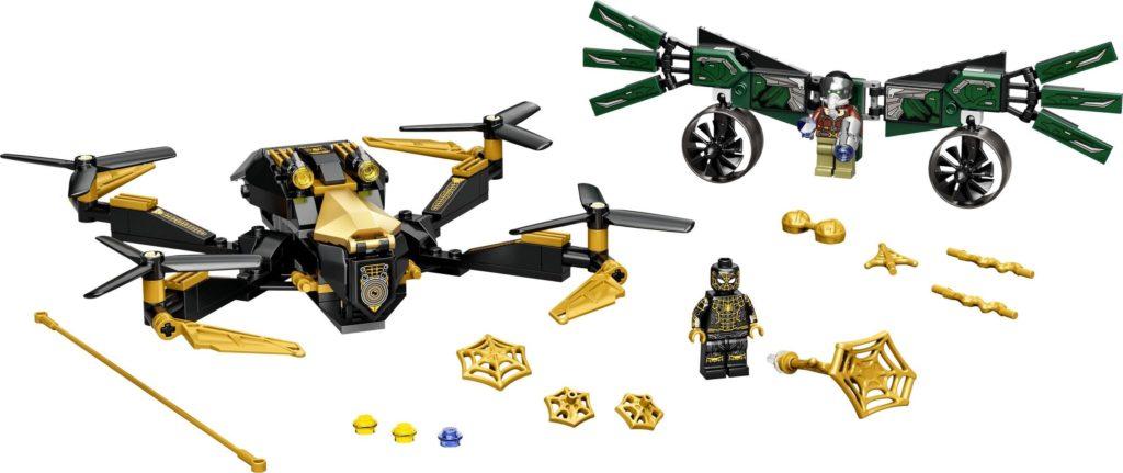 Spider Mans Drone Duel 76195 3