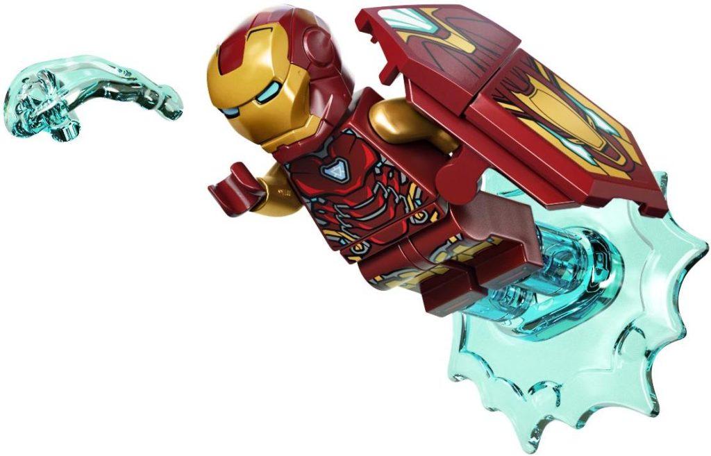 LEGO Iron Man MK85 Armour