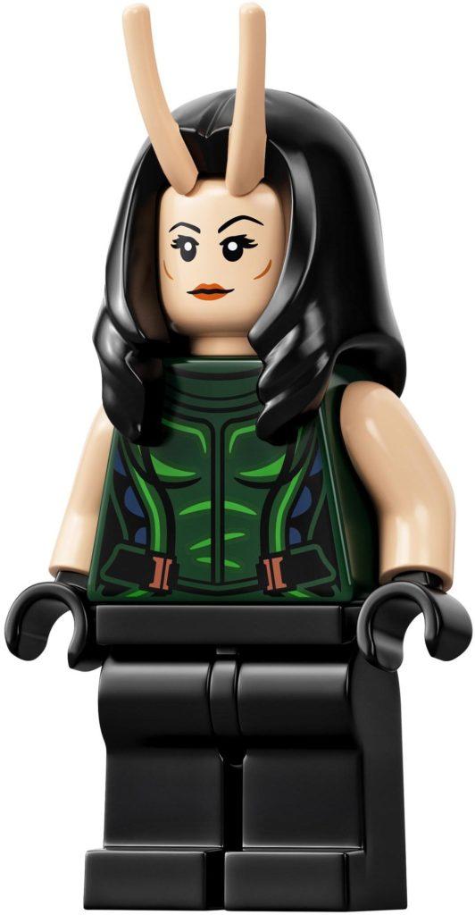 LEGO Mantis Endgame Minifigure