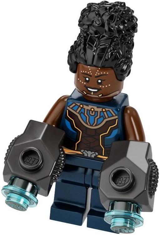 LEGO Shuri Endgame Minifigure