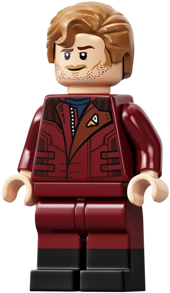 LEGO Star Lord Endgame Minifigure
