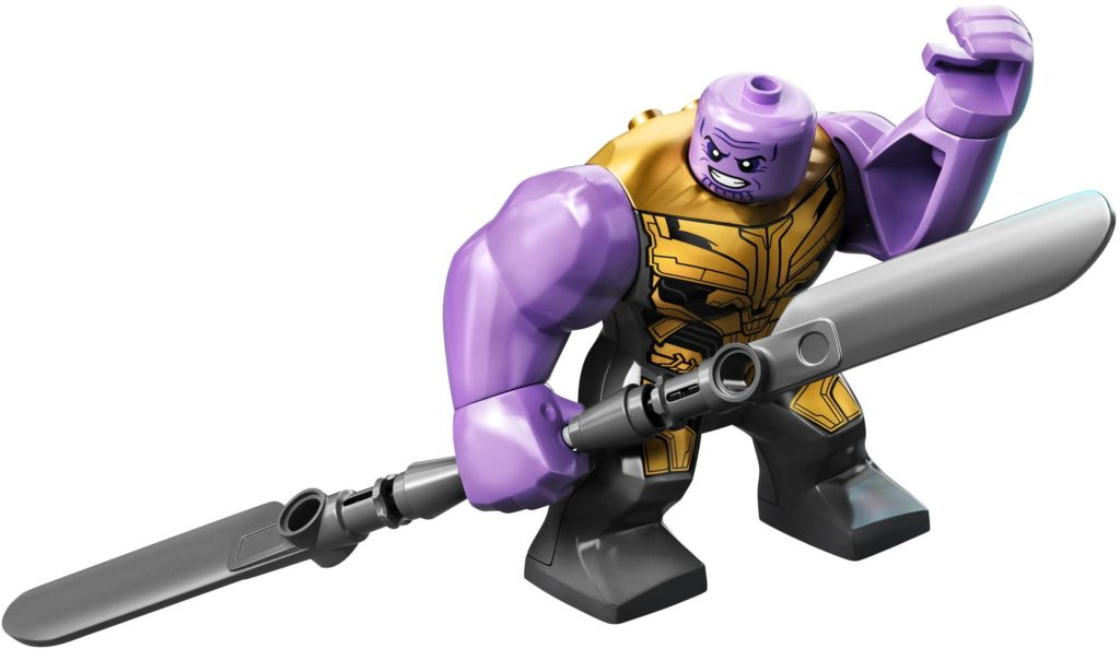 LEGO Thanos Endgame Bigfig