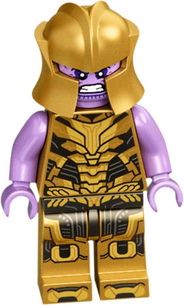 LEGO Thanos Endgame Minifigure