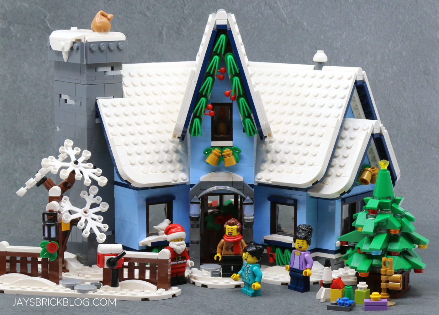 LEGO 10293 Santas Visit