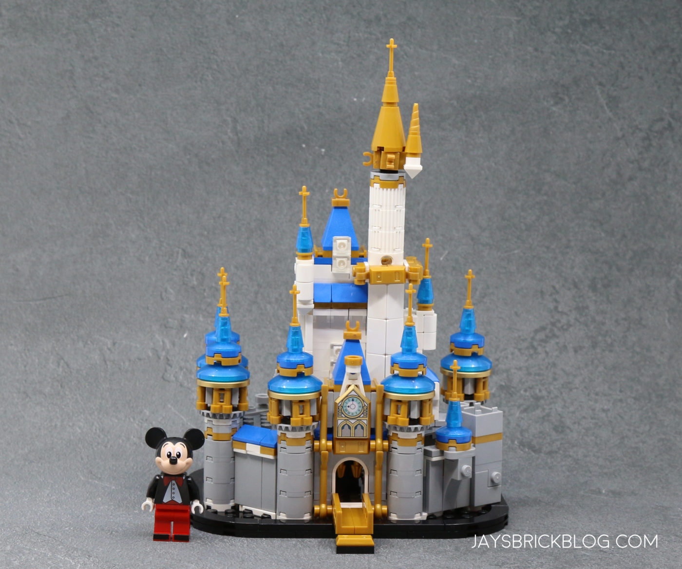 LEGO 40478 Mini Disney Castle 1