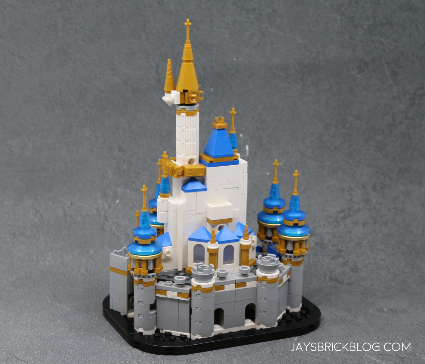 LEGO 40478 Mini Disney Castle Back Castle