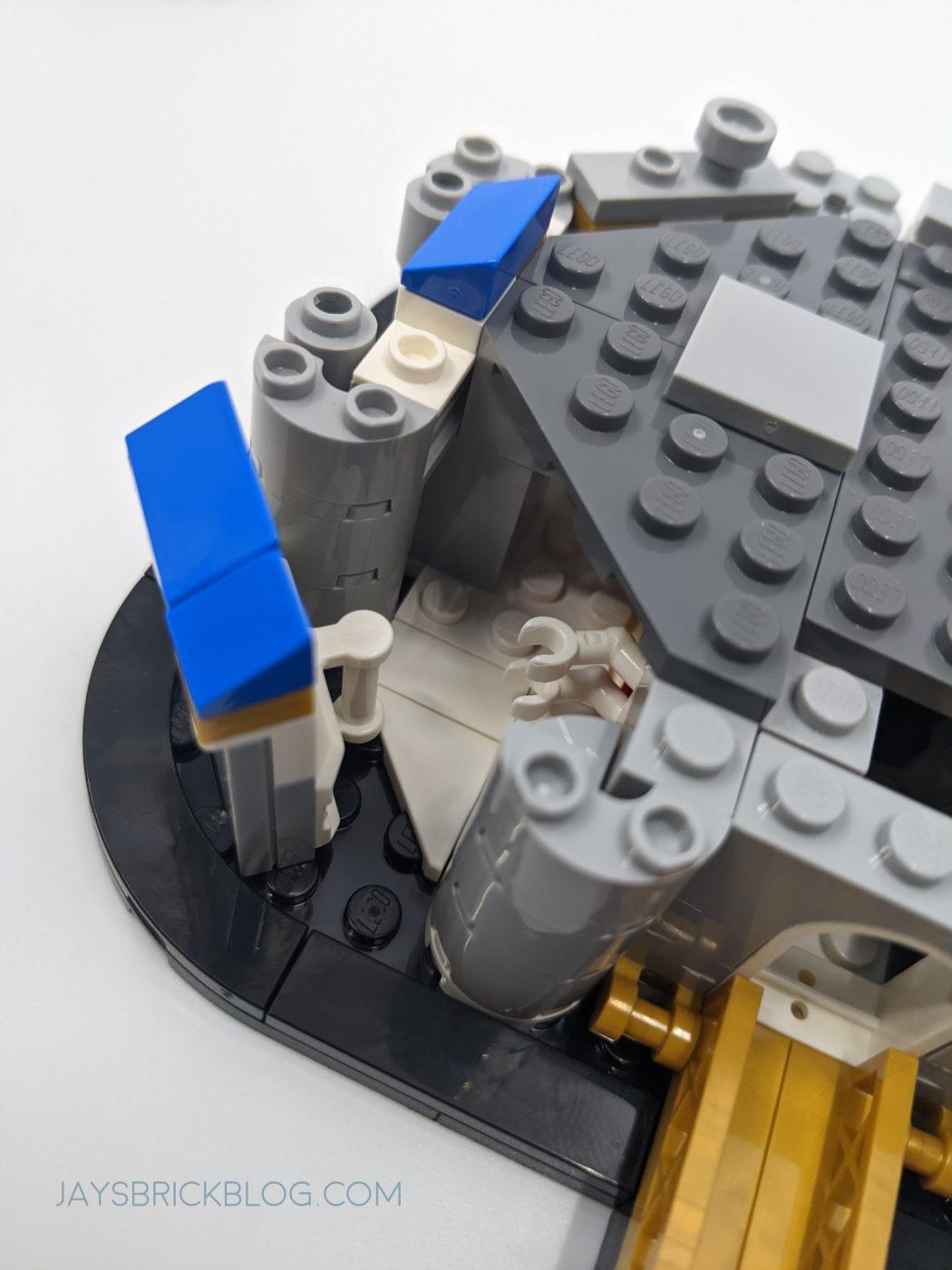 LEGO 40478 Mini Disney Castle Corners