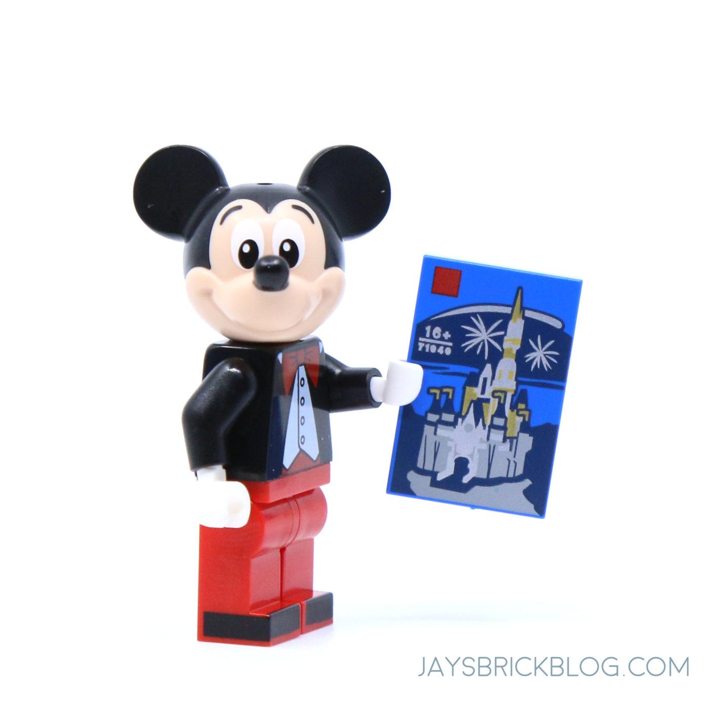 LEGO 40478 Mini Disney Castle Disney Castle LEGO Tile