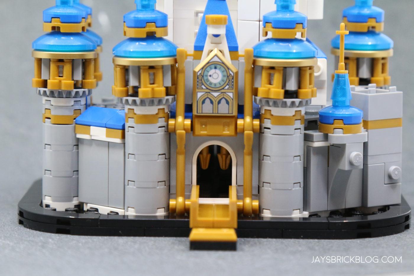 LEGO 40478 Mini Disney Castle Entrance 1