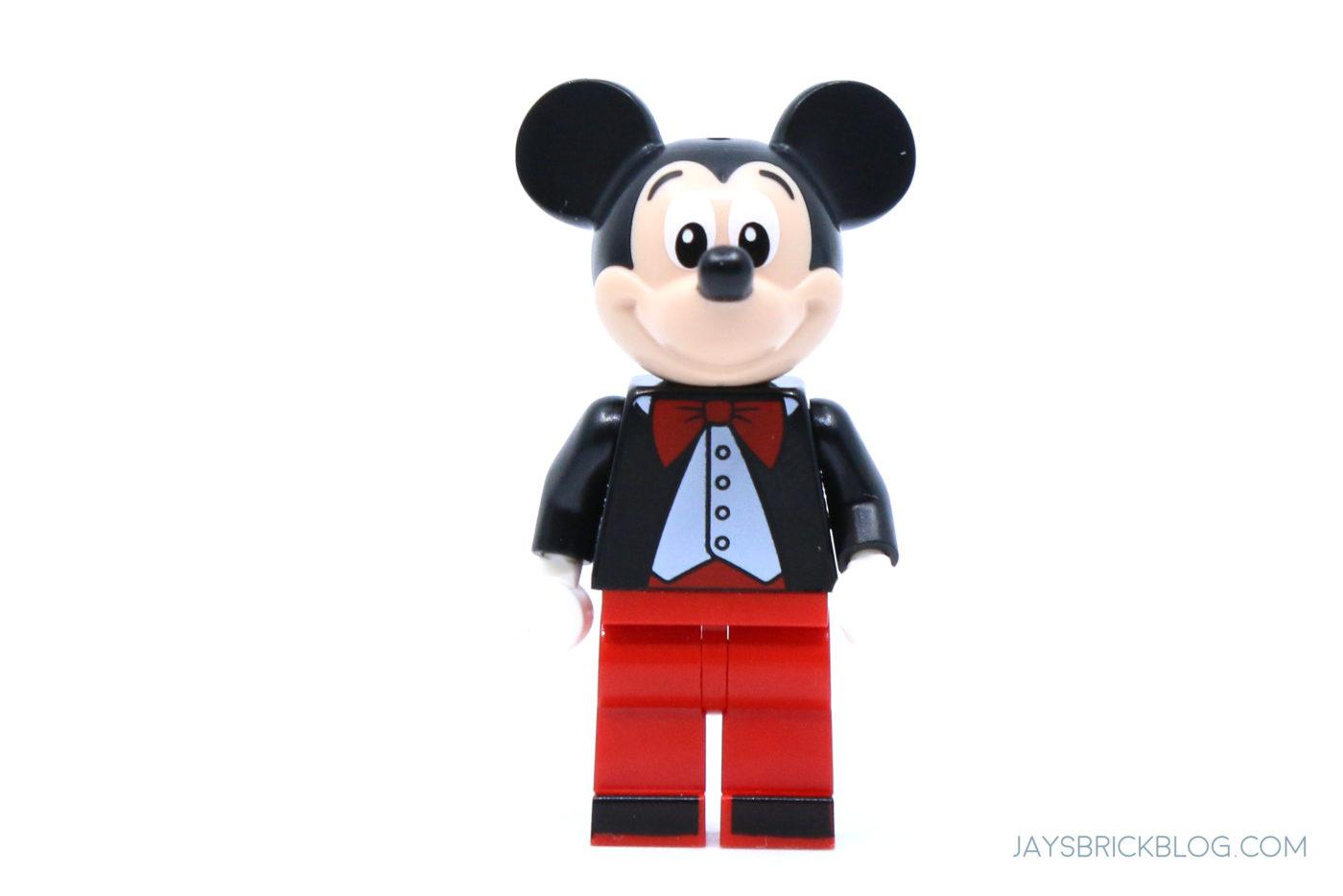 LEGO 40478 Mini Disney Castle Mickey Mouse Tuxedo Minifig