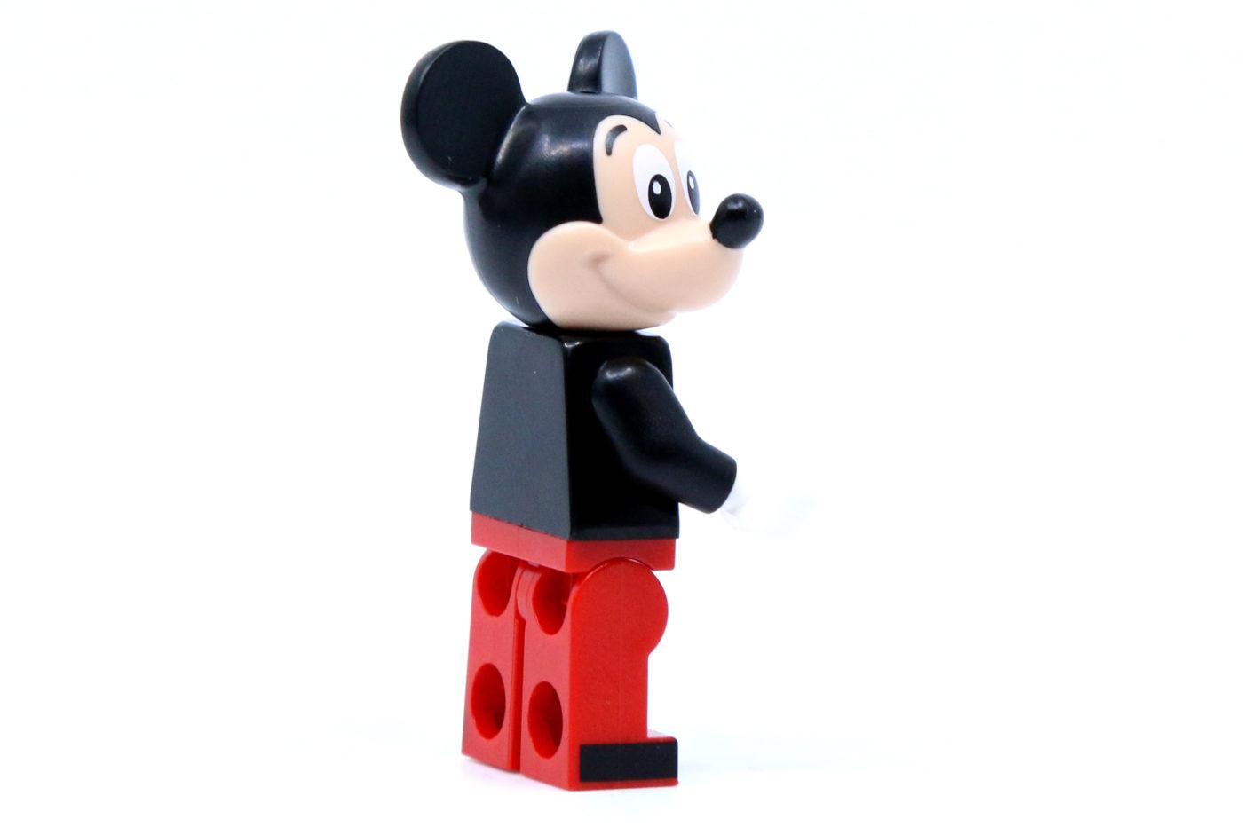 LEGO 40478 Mini Disney Castle Mickey Side Leg Printing
