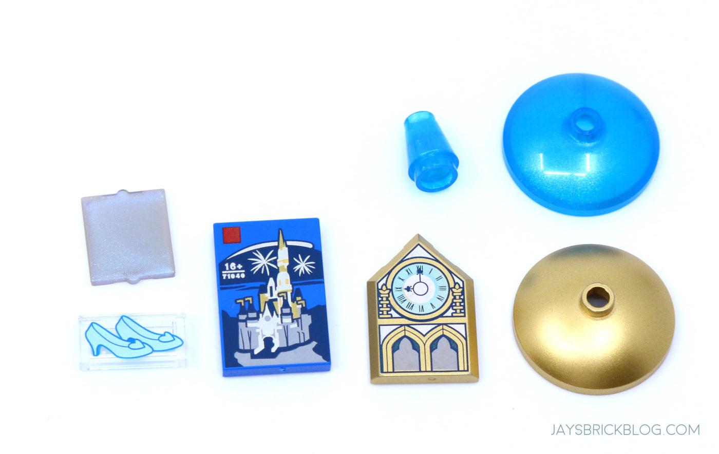 LEGO 40478 Mini Disney Castle New Elements