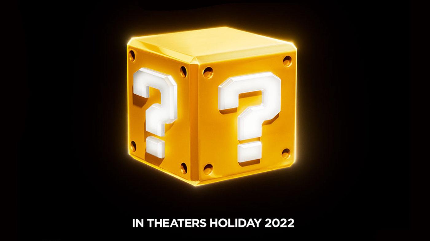 LEGO Super Mario Bros Movie Release Date