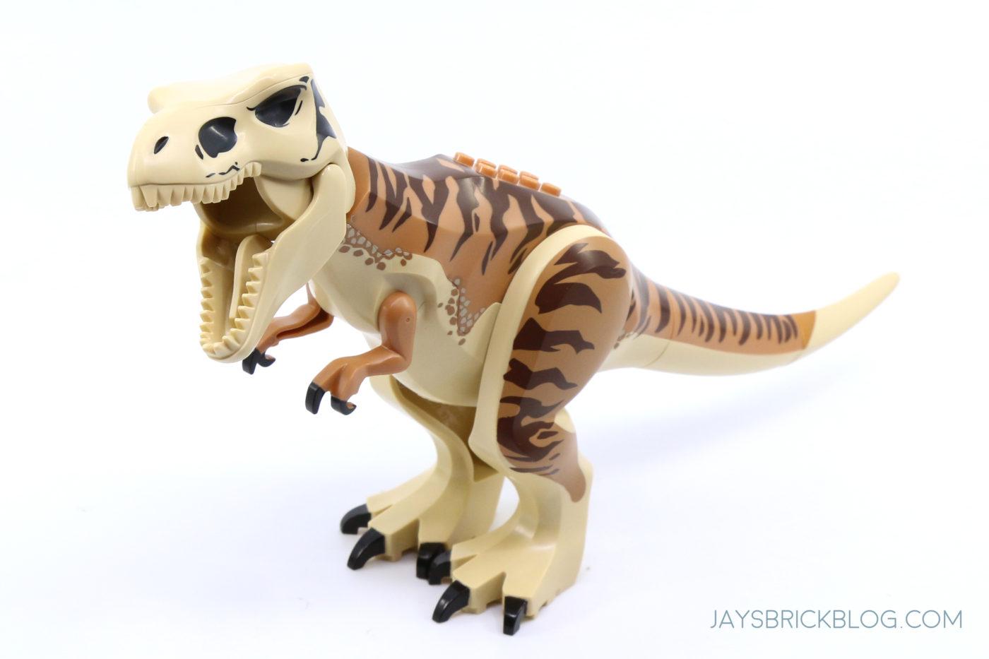 LEGO T.Rex Skull on Dinosaur Body 2